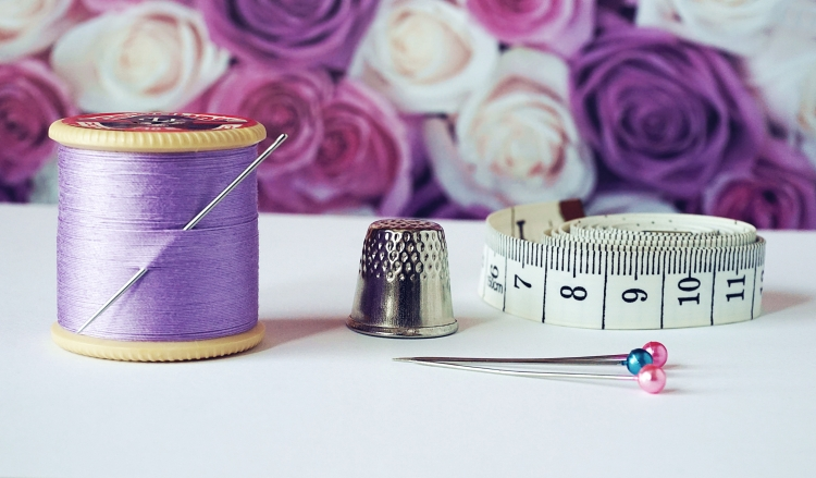 Image of sewing supplies